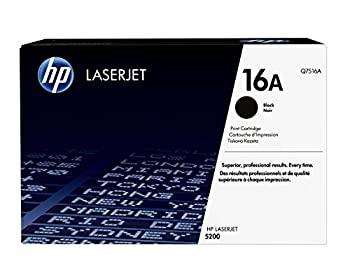 中古 正規取扱店 HP Q7516A 黒 HP-EPQ7516AJ プリントカートリッジ 送料無料でお届けします