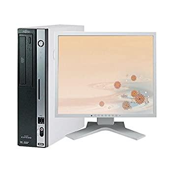 中古 デスクトップパソコン 富士通 FMV-D5290 お金を節約 メーカー在庫限り品 Core2Duo2.93GHz Win7 19型ワイド液晶 RAM2048MB DVD-ROM HDD160GB