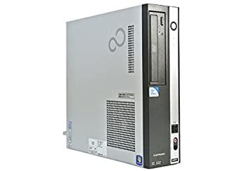 中古 Windows7 Pro 富士通 D550 B 絶品 2GB 2.93GHz 爆買い新作 160GB スーパーマルチ Duo Core2