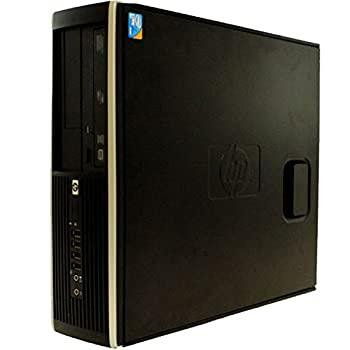 中古 HP いつでも送料無料 Compaq 8000 Elite SFF 4GB Core2Duo 世界の人気ブランド Windows7 250GB DVDスーパーマルチ デスクトップ