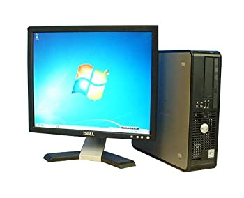 中古 dtg-091 Windows7 グラボ搭載 メモリー2GB PC DELL PCHands 755SF マルチ 贈呈 17型液晶 GeforceGT610 Castamized 新色追加 Core2DuoE6550