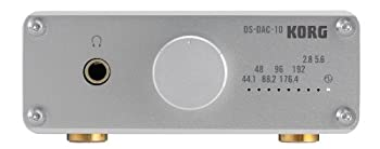 <title>中古 KORG 1bit USB 新作続 DAコンバータ DS-DAC-10-SV シルバー</title>