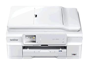 中古 Web限定モデルBROTHER ついに再販開始 在庫限り A4インクジェット複合機 PRIVIO DCP-J952N-ECO-W 白モデル