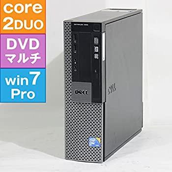 中古 良品 倉庫 DELL OPTIPLEX 960 おすすめ SFF DVDスーパーマルチ Core2Duo 3.00GHz メモリ2GB 7Pro64bitインストール済み HDD160GB