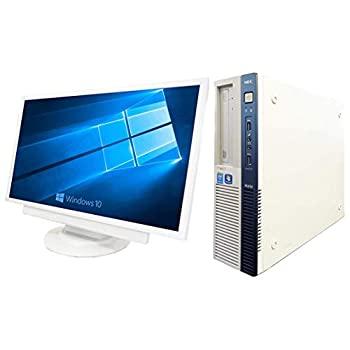 中古 Win 10搭載 日本製 超大画面22インチ液晶セット NEC MB-J 第四世代Core i5-4570 在庫処分 メモリー:8GB DV 3.2GHz SSD:480GB