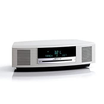 中古 Bose Wave 驚きの値段で music system 激安特価品 プラチナムホワイト パーソナルオーディオシステム