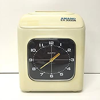 【中古】アマノ AMANO 時刻記録 タイムレコーダー EX3000N