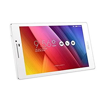 中古 ASUS ハイクオリティ ZenPad7 TABLET 宅配便送料無料 ホワイト Android 5.1.1 210 Snapdragon Z370KL-WH16 2G 16G 7inch touch