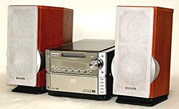 中古 いよいよ人気ブランド Panasonic お気に入り パナソニック SC-PM3DVDF-S シルバー DVD 本体SA-PM3DVDFとスピーカーSB-PM3のセット CD MDコンポ 5Disc MD ステレオシステム