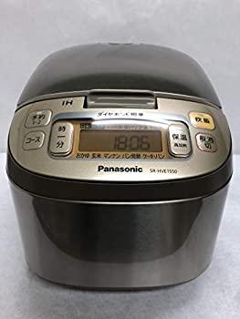 中古 パナソニック 卓抜 IHジャー炊飯器 SR-HVE1550-N ゴールド 早割クーポン 8合炊き