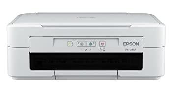 【中古】旧モデル エプソン プリンター インクジェット複合機 Colorio PX-045A