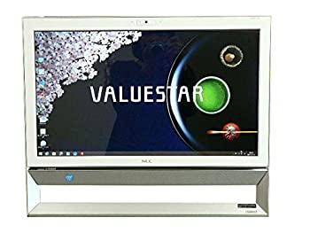 <title>中古 NEC デスクトップパソコン パソコン VS370 R ホワイト デスクトップ 一体型 本体 Windows8.1 Celeron DVD 早割クーポン 地デジ BS CS 4GB 1TB</title>