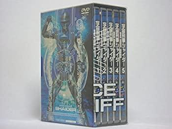 中古 宇宙刑事シャイダー 25%OFF アウトレット☆送料無料 全5巻セット DVDセット マーケットプレイス