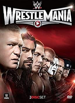 訳あり商品 市販 中古 WWE DVD レッスルマニア31