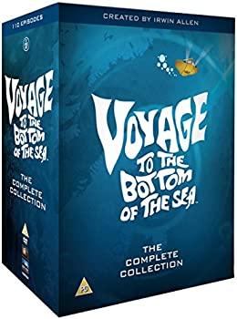 中古 倉庫 Voyage To The Bottom Of Sea DVD Complete anglais 1964 輸入盤 Collection 初売り