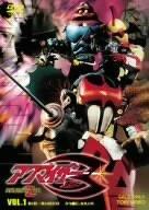 <title>中古 アイテム勢ぞろい アクマイザー3 全4巻セット マーケットプレイス DVDセット</title>