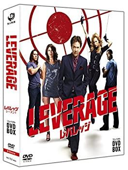 中古 出荷 レバレッジ コンパクト DVD-BOX 新作通販 シーズン1