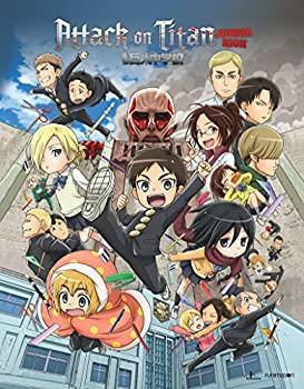 中古 Attack on Titan: ●日本正規品● Junior High - Complete Blu-ray the Series 買い物