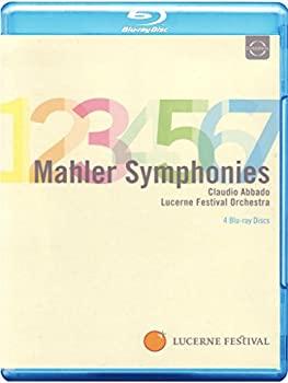 中古 激安通販 人気 Abbado Conducts Mahler 1-7 Blu-ray Symphonies