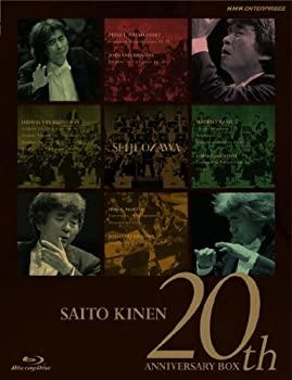 中古 小澤征爾指揮 サイトウ キネン オーケストラ BOX ショッピング Anniversary Blu-ray 20th ブルーレイ 当店一番人気