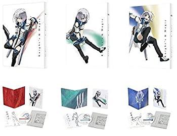 中古 ナイツマジック Blu-ray Blu-rayセット マーケットプレイス 超特価 全3巻セット NEW ARRIVAL