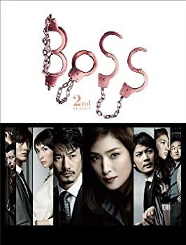 全店販売中 中古 BOSS 2nd SEASON Blu-ray Seasonal Wrap入荷 BOX Blu-ray