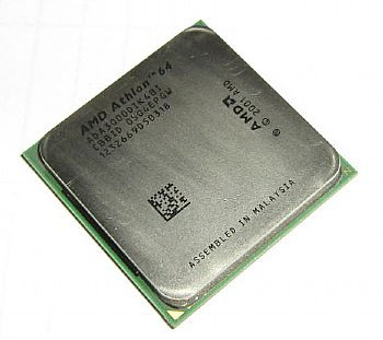AMD ADA3200IAA4CW Athlon 64 3200 Processor 2.0GHz Socket AM2