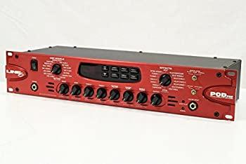 中古 Line6 POD 送料0円 PRO マルチエフェクター ギター用アンプシミュレーター レビューを書けば送料当店負担