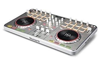 中古 Numark プロフェッショナル2ch DJコントローラ NU-CON-023 MIXTRACK 2 付与 新品未使用正規品