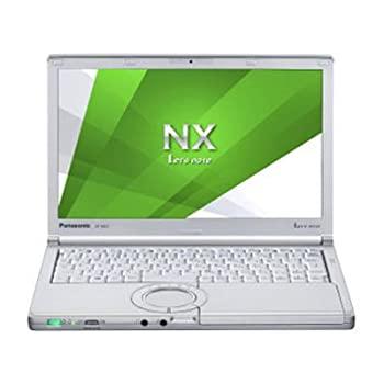 中古 PANASONIC Let's note NX3 CF-NX3EDWCS 未使用 i5 Core マーケティング SSD128GB 4GB Win8Pro