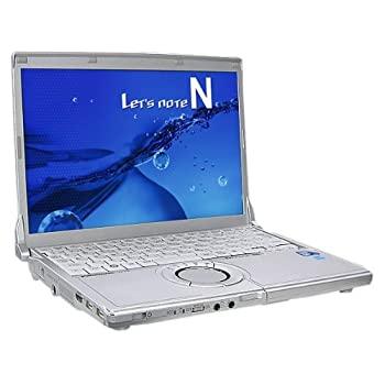 中古 Microsoft Office2010搭載 驚きの値段で パソコン ノートパソコン レッツノート メモリ4GB CF-N9Corei5 人気海外一番 Panasonic HDD160