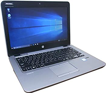 中古 パソコン ノートパソコン HP 安い EliteBook 820 G3 人気急上昇 Core i5 6200U 2.30GHz 12.5型ワイド Windows10 8GBメモリ Pro 64bit 1366x768 動 500GB HD 搭載