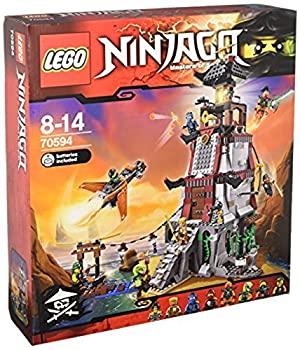 <title>中古 レゴ 購入 LEGO ニンジャゴー 決戦 岸壁のライトタワーバトル 70594</title>