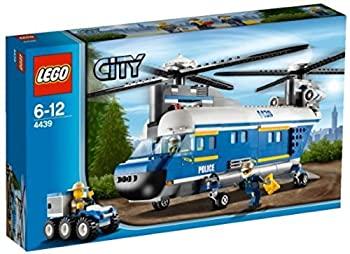 中古 永遠の定番 内祝い レゴ LEGO 4439 シティ フォレストポリスヘリコプター