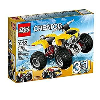 <title>新品 送料無料 中古 レゴ LEGO クリエイター ターボクアッド 31022</title>