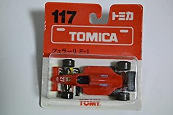 ☆新作入荷☆新品 中古 トミカ ブリスター F1 117 フェラーリ 低廉