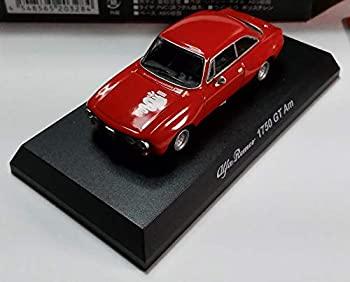 中古 日本限定 京商 驚きの値段 1 64 アルファロメオ ミニカーコレクション3 1750 Am GT 赤 蛇マーク
