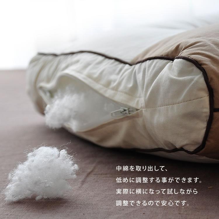 HEATRAYプレミアム岩盤浴快朝枕 中わたの出し入れができて高さを調節でき、リラックスしてお休みいただけます。 あったかグッズ オーラ岩盤浴 頭部は爽やかB型シリカゲル使用で爽やか、調湿効果。 下部は天然鉱石繊維シートを使用し、首、肩部をしっかり温めます。