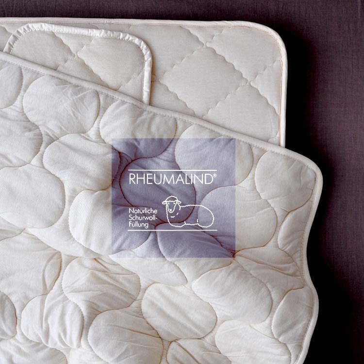 ビラベック billerbeck ベビー ウール(羊毛)マット 敷き布団 70×120cm 0.18kg