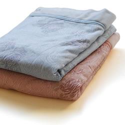 ゲルマロハス綿毛布 ゲルマニウム配合 ゲルマロン綿毛布 シングルサイズ