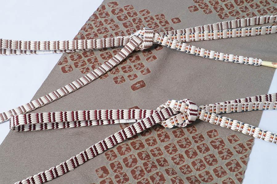 【最終日キャッシュレス!】帯締め 帯〆 高級 正絹 平組 フォーマル 礼装用 金糸 着物 龍工房 訪問着