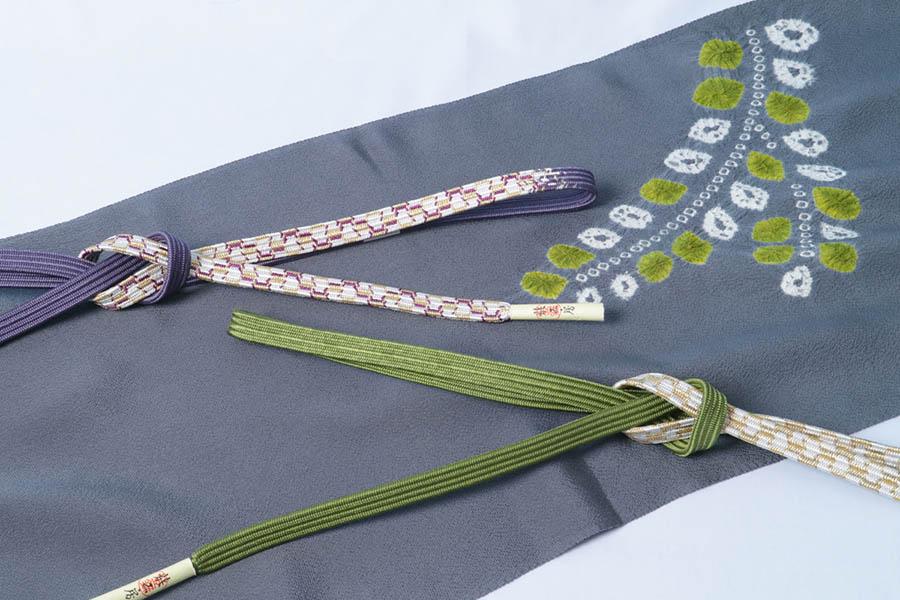 帯締め 帯〆 正絹 フォーマル 礼装用 着物 龍工房 訪問着 高級 上品