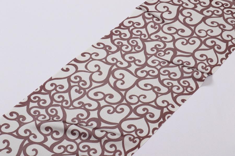 帯揚げ 正絹 おしゃれ カジュアル 和小物さくら 小紋 コーディネート 付け下げ礼装 和服 和装 小紋