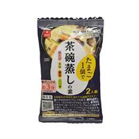 【代引き不可】アスザックフーズ 卵1個で茶碗蒸しの素 72食(6食×12箱)