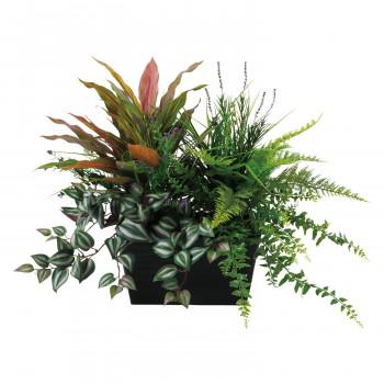 ガーデニング 花 植物 DIY 空間演出などに活躍する人工樹木 代引き不可 東北花材 A MIX 人工樹木 プランター TOKA 91654 注目ブランド Type お買得