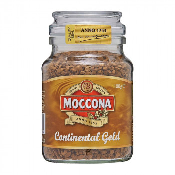 【代引き不可】MOCCONA(モッコナ) コンチネンタルゴールド 100g×12個セット