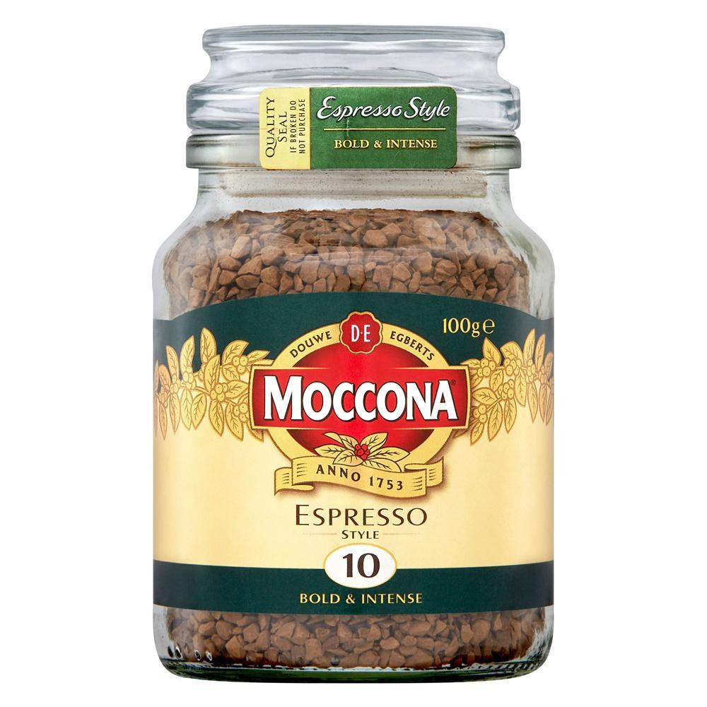 【代引き不可】MOCCONA(モッコナ) エスプレッソ 100g×12個セット