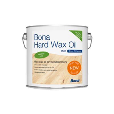 【代引き不可】自然塗料 オイルフィニッシュ Bonaハードワックスオイル AF3600025
