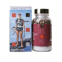 超特価セール【日本クリニック】 牡蠣 600粒 サンプル24粒付き。
