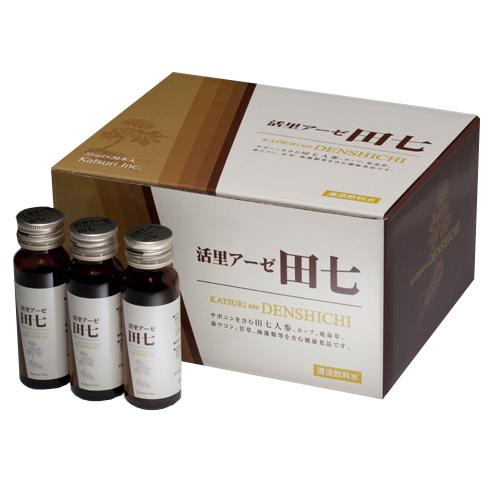 活里アーゼ田七 35ml×30本 供え 商舗 2箱セット